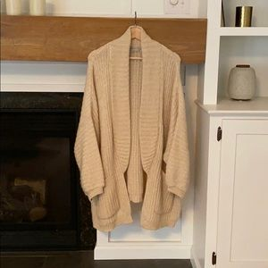 Very oversized Urban Outfitters Cardigan